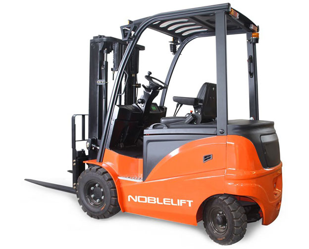 New solid pneumatic tire electric forklifts for sale