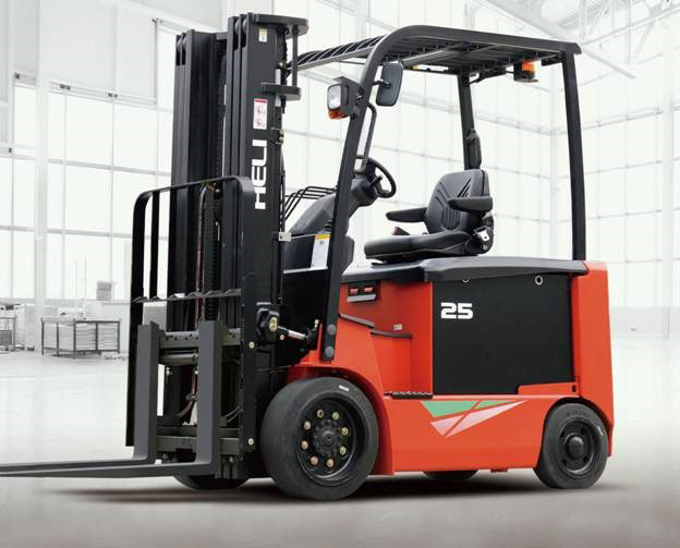 New cushion forklifts for sale