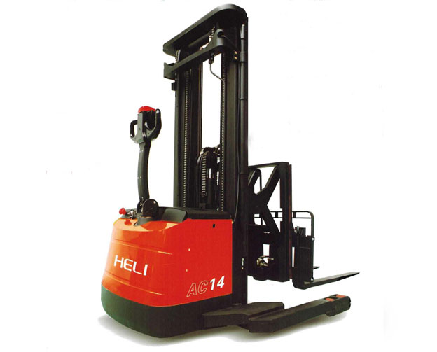 New Heli walkie reach stackers for sale