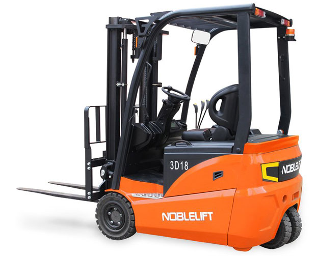 New solid pneumatic tire forklifts for sale