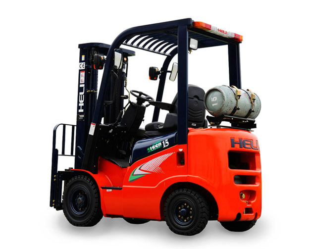 Heli IC Pneumatic forklifts for sale